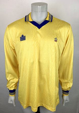 Dynamo Kyiv Kiev match worn shirt 1990/91