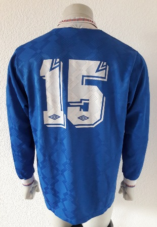 Dynamo Kyiv Kiev match worn shirt 1992/93