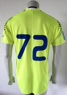 Dynamo Kyiv Kiev match shirt 17/18, worn by Artur Rudko